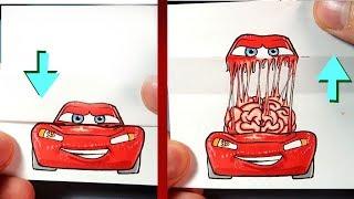 Je détruis votre enfance avec des dessins SURPRISES !