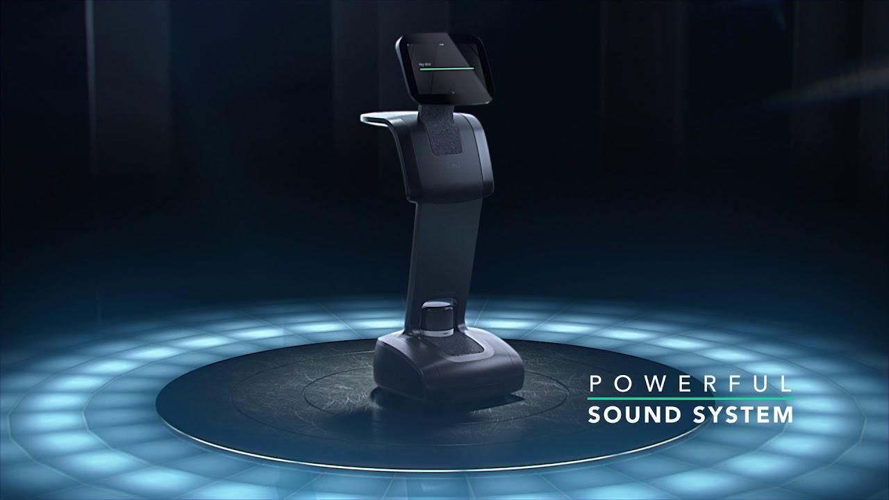 temi - The Personal Robot   Tech Video