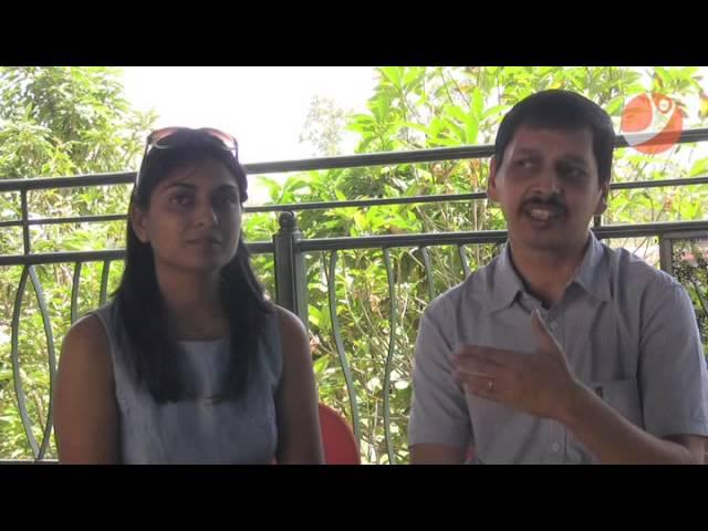 Meet our parents at Inventure Academy - Shaifali & Alok Kuchlous