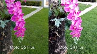 Moto G5 Plus vs Moto G4 Plus Camera Test