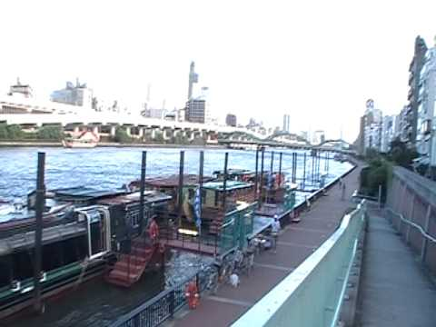 Tokyo   Fishing And River Tour Boats