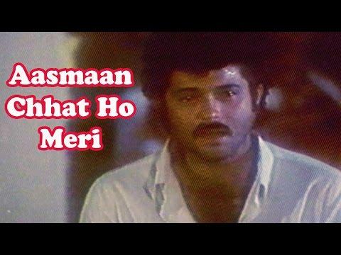 Aasmaan Chhat Ho Meri - Anil Kapoor, Thikana, Emotional Song
