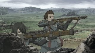 Top 10 Military/War Anime