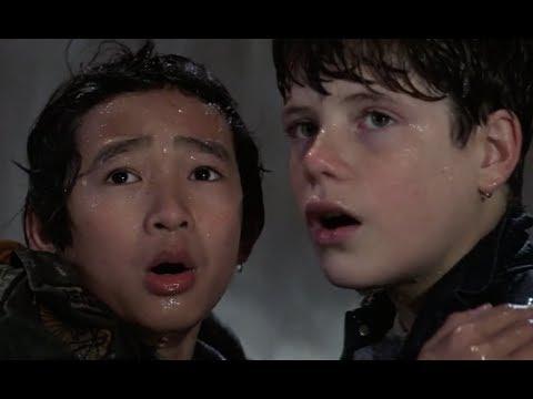 The Goonies (1985) - 'Water Slide and Galleon' scene [1080]