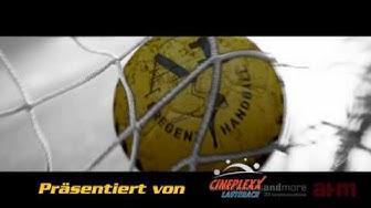 Kino-Werbespot für den Handballverein A1 Bregenz