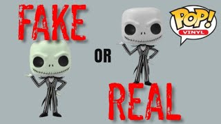 Funko POP Vinyl How To Tell If Its A Fake Funko Pop!