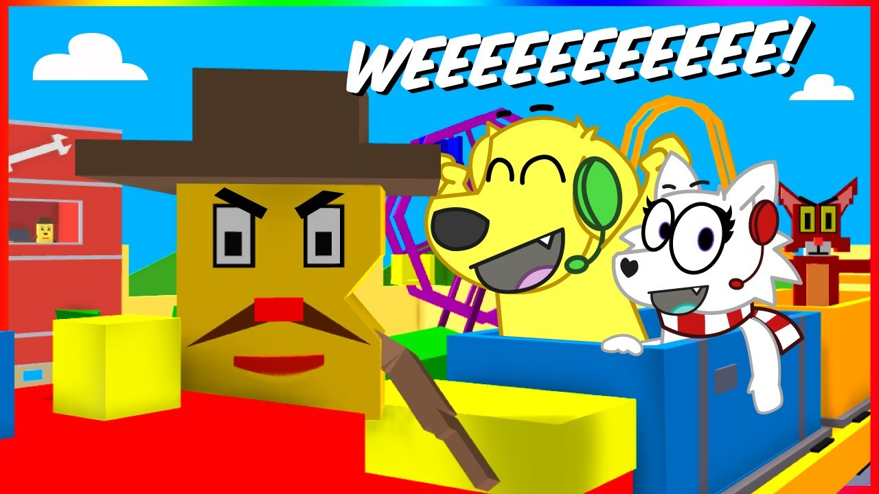 Download MR.P'S CRAZY CARNIVAL! Roblox KITTY CHAPTER 4 with SuperDog Tyler!