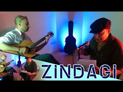 Zindagi - An Evening with Piyush Mishra ft. Hitesh Sonik