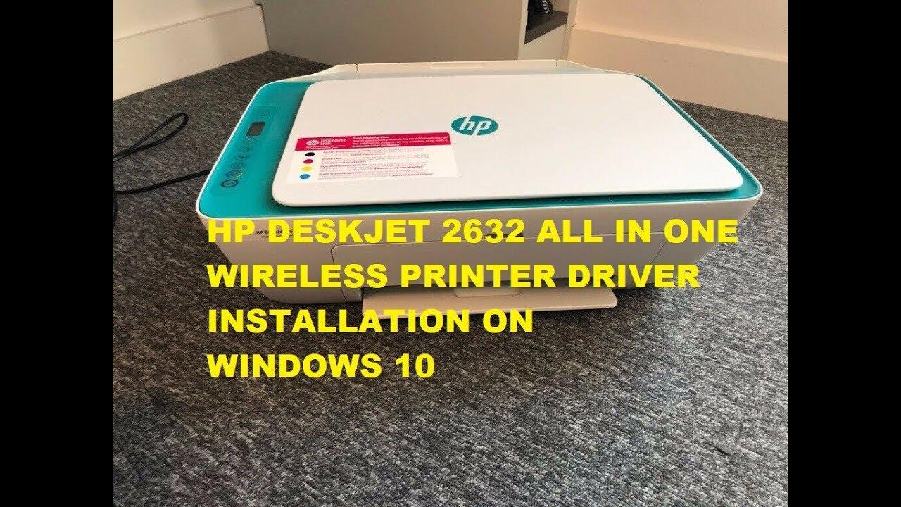 Hp deskjet 930c driver for windows 10