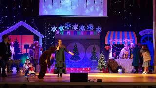 Новогоднее театрализованное представление