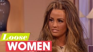 Katie Price Cringes At Her First Loose Women Appearance | Loose Women