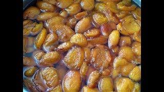 Варенье из абрикосов // ГУСТОЕ, ЦЕЛЫМИ ДОЛЬКАМИ. #Jam from apricots.