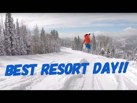 Best Snowboarding Resorts