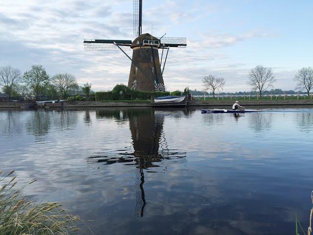 100km regatta in Netherlands with the LiteRiver