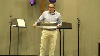 """Jonah 4:1-11 """"Jonah: The Angry Angler"""" (5-2-21)"""
