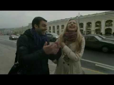 Documentary: David Serero returns to St Petersburg, Russia