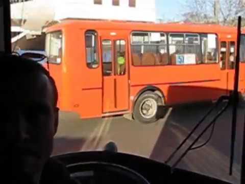 Автобусы Нижний Новгород  9 маршрут. Привет Питеру и Москве, а так же другим регионам,
