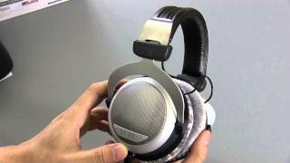 Reviewed - Beyerdynamic DT880 600 Ohm Headphones