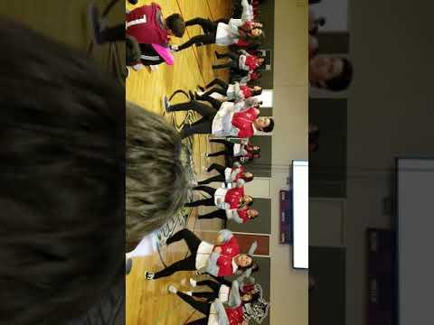 Toppenish High School Dance Team- Rolex