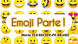 Emojis e suas verdadeiras descrições.\(*;*)/parte 1