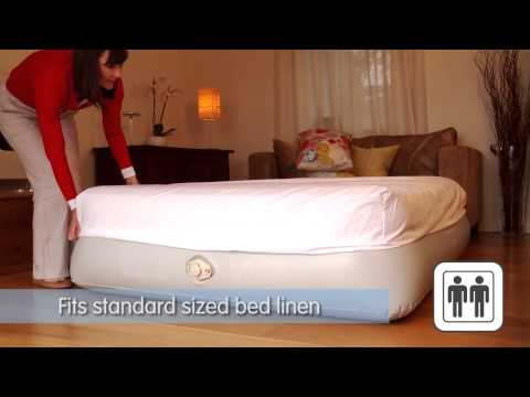 AeroBed® Comfort Classic Raised Double - inflatable airbed