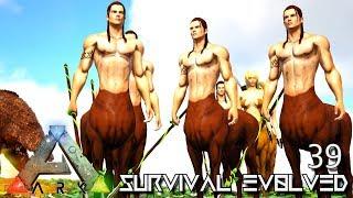 ARK: SURVIVAL EVOLVED - CENTAUR ARMY QUETZ REX & LEGENDARY PEGASUS E39 !!! ( PRIMAL FEAR PYRIA )