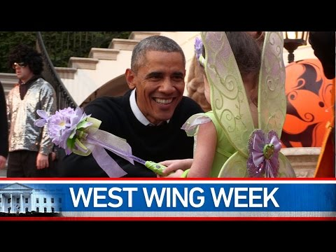 "Thumbnail: West Wing Week 11/07/14 or, ""I'm Uncle Barack"""