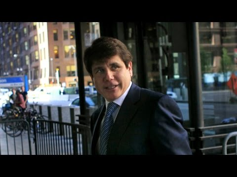 Resentencing hearing for former Illinois Gov. Rod Blagojevich