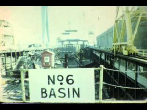 F 1601  General Dynamics Quincy Ship Building Footage