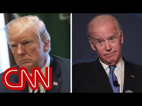 Trump, Biden go back and forth with physical threats