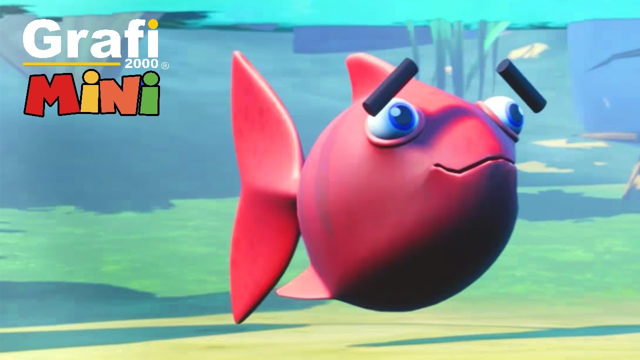 Çürük Ali ve Mikrop Necati - Kırmızı Balık (Çocuk Şarkı)
