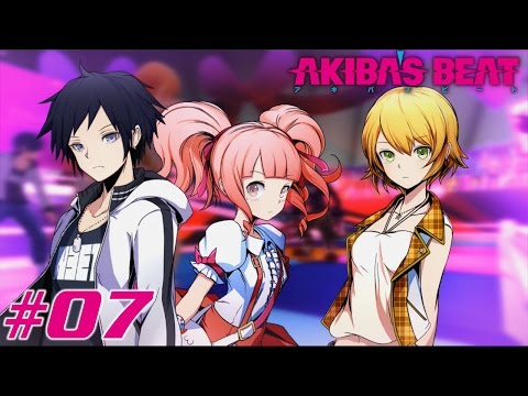 [Blind Let's Play] Akiba's Beat Episode 07: Imagine Field