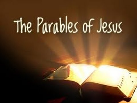 Bible Study - the Parables of Jesus - YouTube