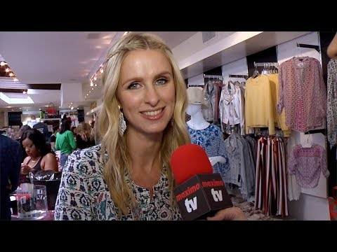 Nicky Hilton On 'Mommy & Me' New Clothing Line With Tolani