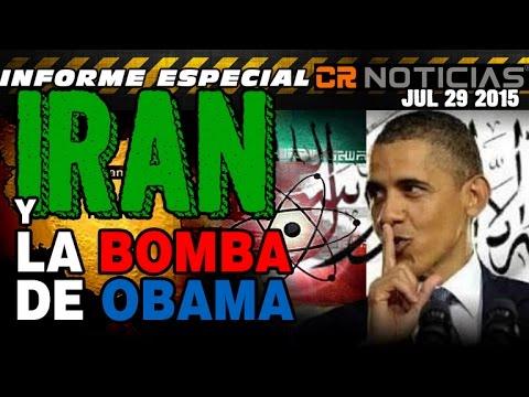IRAN Y LA BOMBA DE OBAMA | ALEXANDER BACKMAN