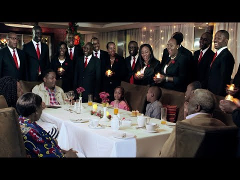 Silent Night | Short Version | Equity Bank | #MusicalChristmas