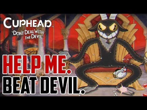 Cuphead : How to Beat Devil Boss