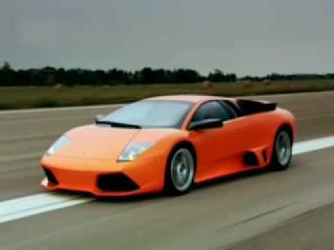2006 Lamborghini Murcielago LP640 promotional video