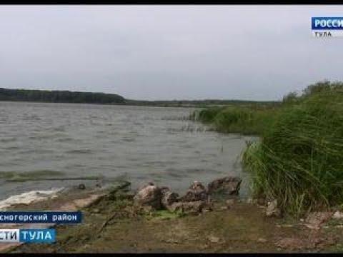 Вести Тула. В Ясногорском районе разгорелся конфликт из-за пруда - Вести 24