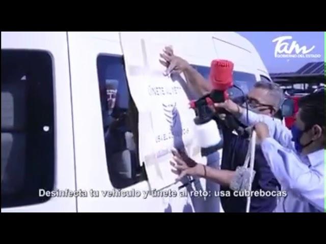 #ÚneteAlReto usa el cubrebocas