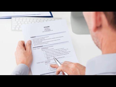 Contoh Resume Lengkap   Kerja Kerajaan