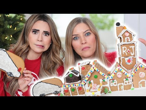 Combining Every Gingerbread House Into A MANSION