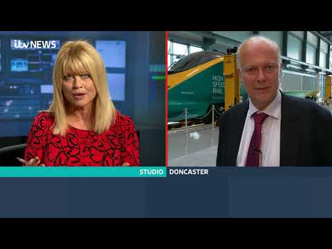 "Chris Grayling: ""Northern Leaders need to stop talking down the North"" 