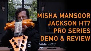 MISHA MANSOOR HT7 DEMO & REVIEW!!