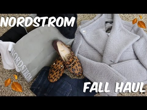 NORDSTROM FALL HAUL | Minks4All