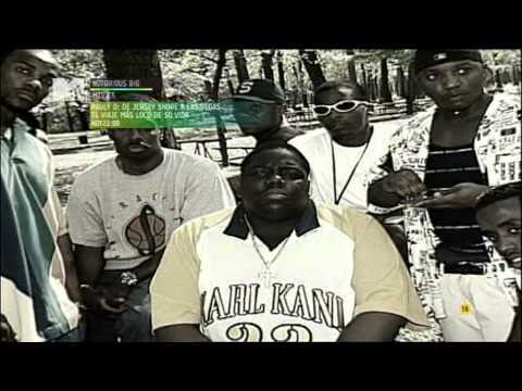 behind the music Notorious B.I.G  Parte 3 de 6