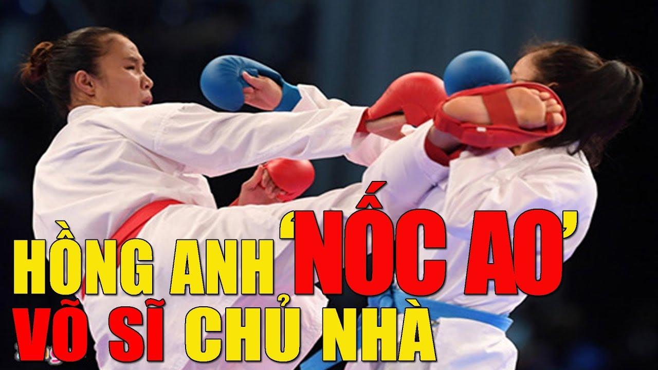 """TIN MỚI SEA GAMES 29: Hồng Anh """"NỐC AO"""" võ sĩ chủ nhà giành HCV"""