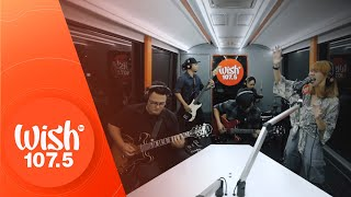 "Fiona performs ""Haraya"" LIVE on Wish 107.5 Bus"
