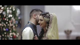 Chicago Muslim Pakistani wedding video highlights