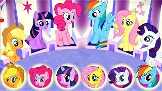 My Little Pony MAGICAL ADVENTURES - Play With Special Powers Of 6 Ponies - Gameplay Android /ios